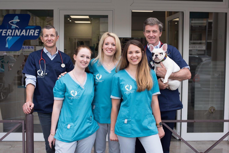 Clinique Vétérinaire de Tournamy - Mougins - Equipe